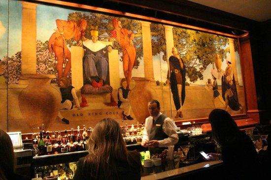 King Cole Bar : bar