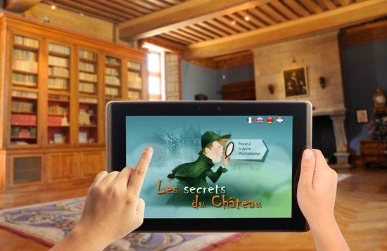 Chateau des Aventuriers: Jeu Les Secrets du Château