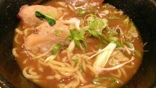 Sapporo Restaurant : Curry Ramen