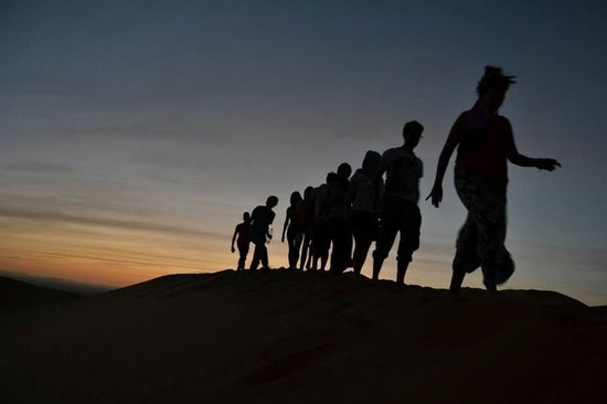 Moda Camp Merzouga : Vamos a Merzouga Desfutare