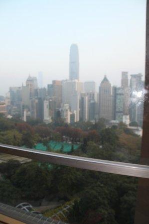 Garden View Hong Kong: Номер с видом на парк, 15 этаж