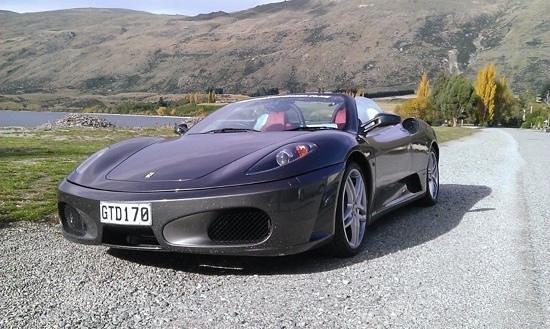 The Ferrari Epic Drive Picture Of Freemanx Supercars