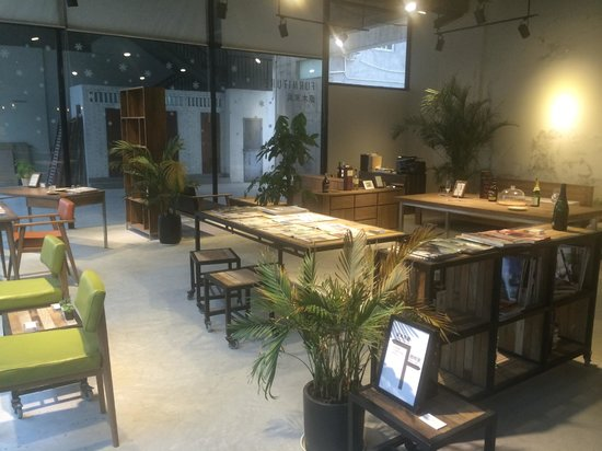 TRAIL Furniture & Coffee: Furniture section