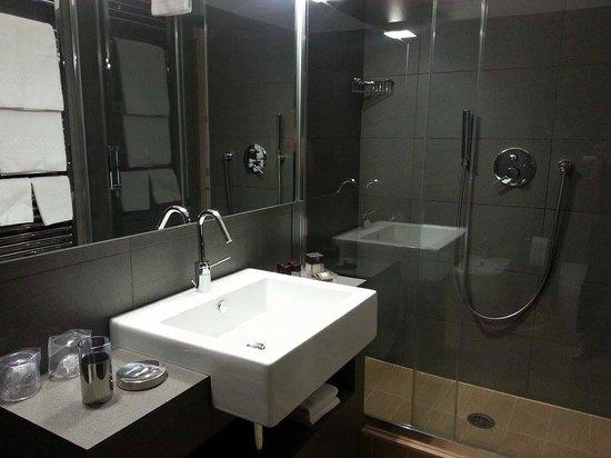 Residence Hotel Parioli: Bagno camera
