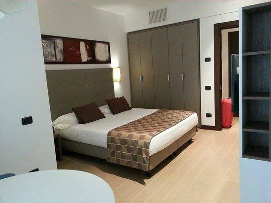 Residence Hotel Parioli: camera
