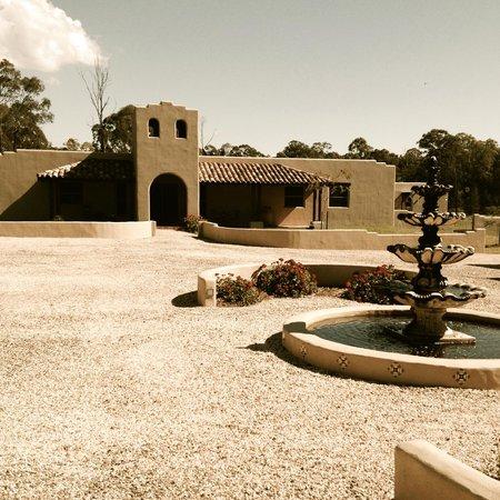 Casa La Vina : Entrance