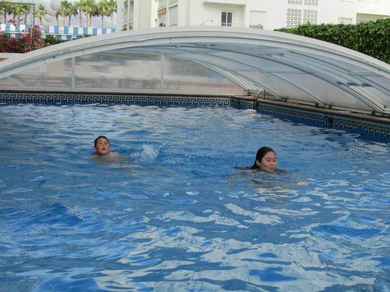 Helios Costa Tropical: Piscina climatizada