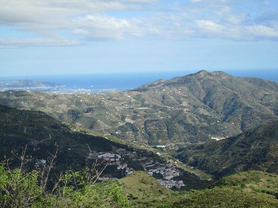 Helios Costa Tropical: Carretera de la cabra a Almuñecar