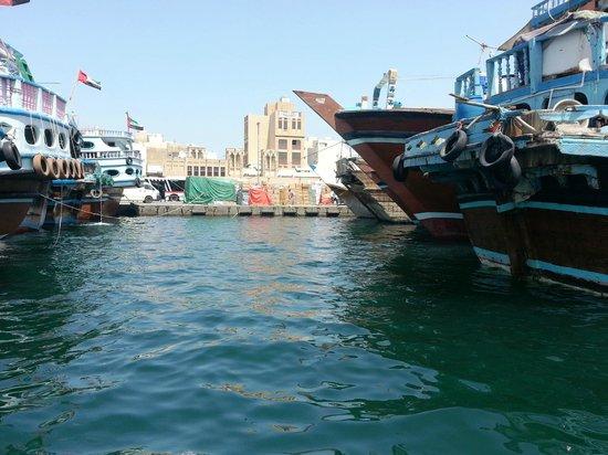Bur Dubai Abra Dock : Dock