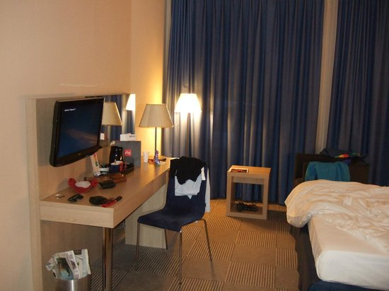 Park Inn by Radisson Stuttgart : Schönes Zimmer