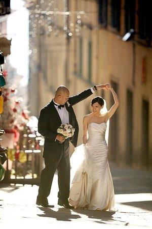 Villa Marsili: Our wedding in Italy