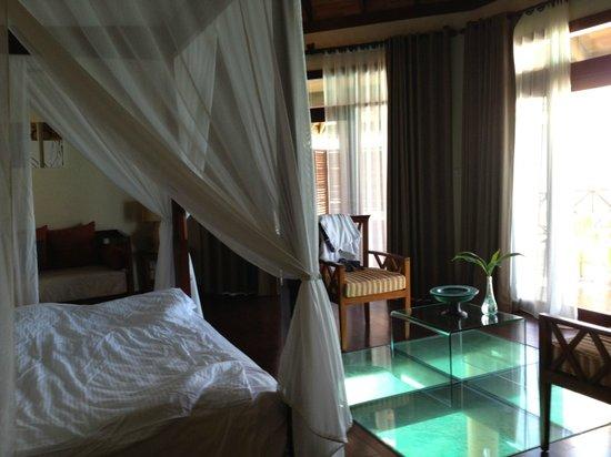 Robinson Club Maldives : nuestro cuarto