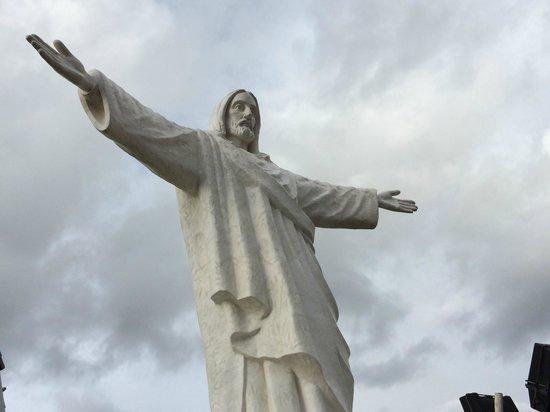 Sacsayhuamán: christ