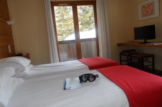 Hotel Le Boomerang : The room