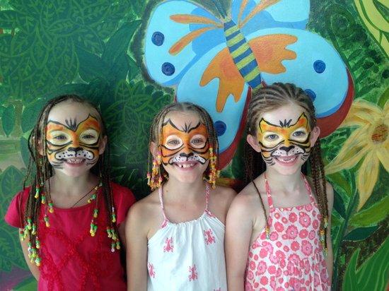 Sofitel Fiji Resort & Spa: Kids Club Fun