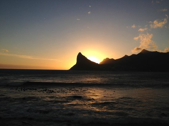 Tintswalo Atlantic: Sunset