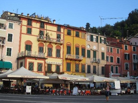 Affittacamere La Baia di Lerici: Piazza Garibaldi