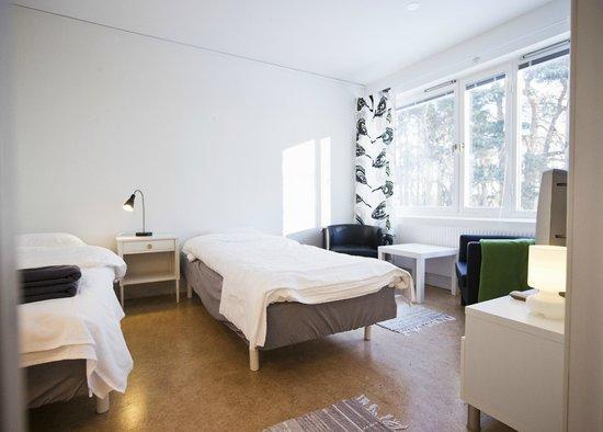 Hammaro, Suède: Dubbelrum