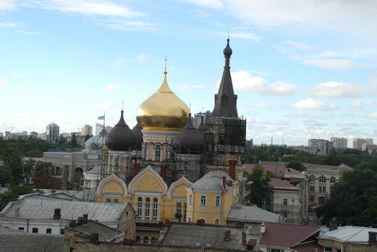Black Sea Risheliyevskaya : вид из номера