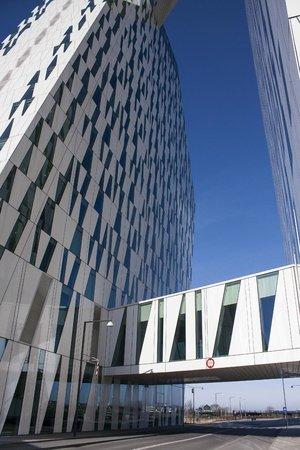 AC Hotel by Marriott Bella Sky Copenhagen: The hotel towers