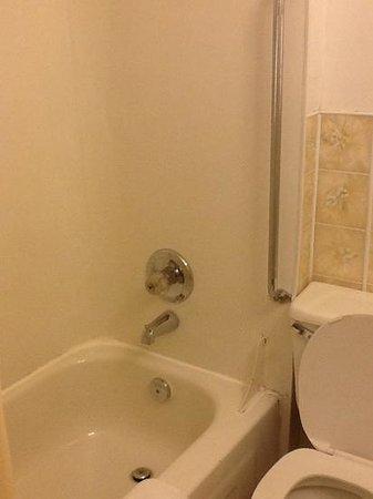 Ash Grove Inn: bathtub
