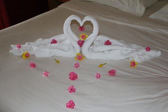 Mauricia Beachcomber Resort & Spa : notre chambre