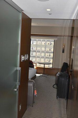 Hyatt Regency Tokyo : la chambre