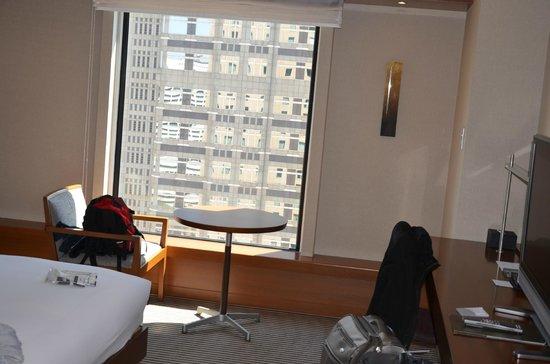 Hyatt Regency Tokyo : chambre
