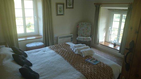 Ivy Cottage B & B: Room