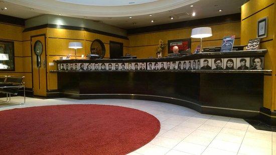 Solo Sokos Hotel Torni : Reception