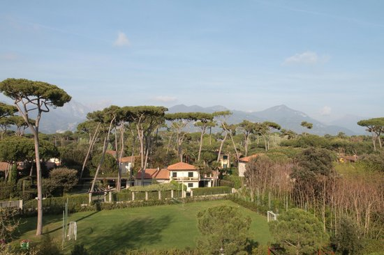 Principe Forte dei Marmi: Вид на горы
