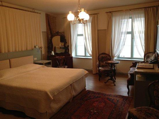 Antonius Hotel: номер