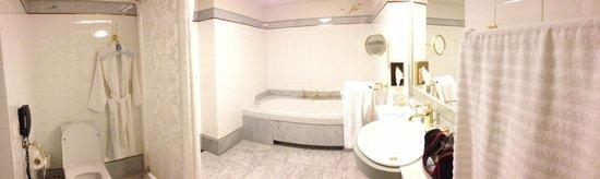 Hotel Antonius: ванная