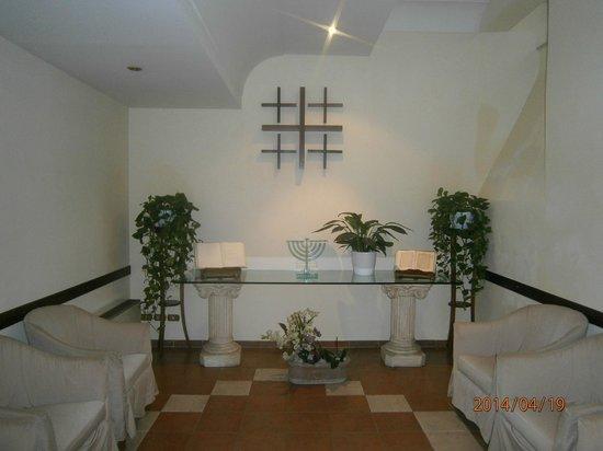 Domus Carmelitana : Chapel