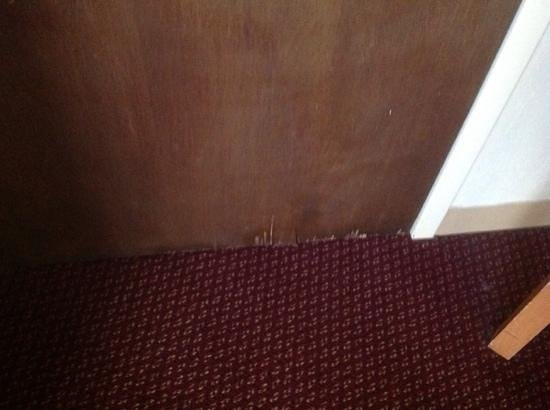 Millennium Maxwell House Nashville: room door