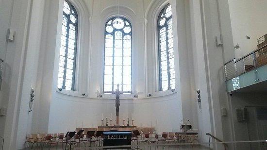 Kirche St. Lambertus: The interior