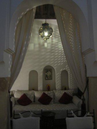 Riad El Faris : Salon