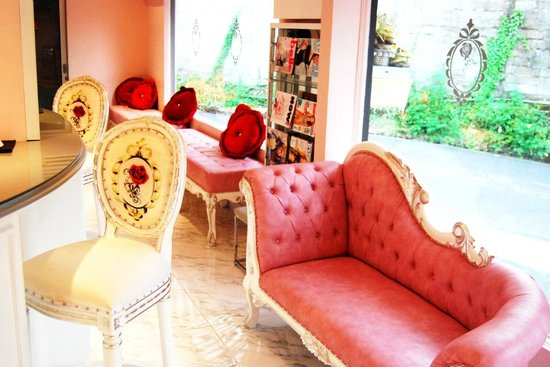 Lady Marmalade Nail Boutique & Champagne Spa
