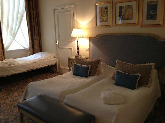 Grand Palace Hotel: номер