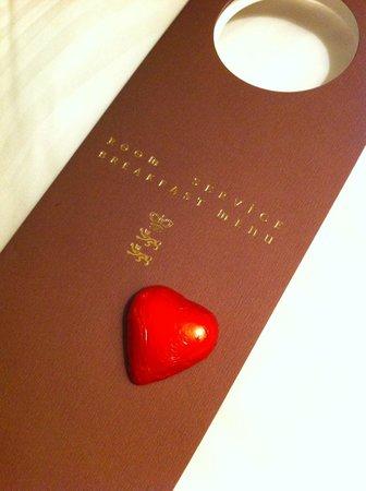 Grand Palace Hotel : конфетка