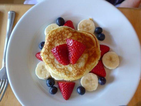 Langdale View Guest House: Special Pancake Breakfast