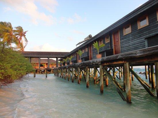 Kuredu Island Resort & Spa : The Spa