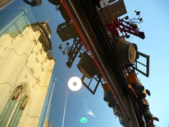 Arkadia: Visite Bruxelles historique