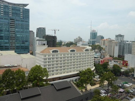 Caravelle Saigon: Another view