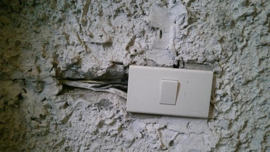 Sojourn Villas: Unsafe construction of switches