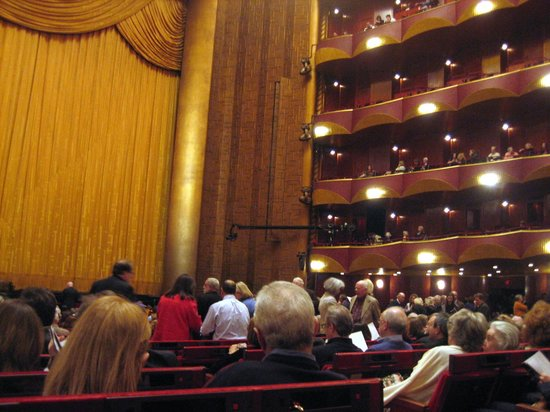 The Metropolitan Opera: A beautiful house