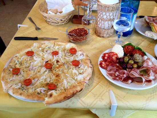 Residence Happy Days: Antipasto calabrese