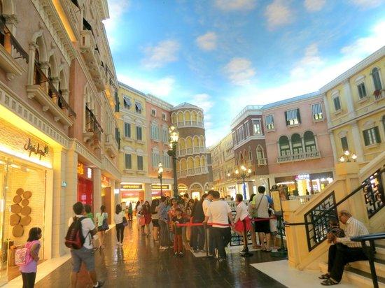 Casino at Venetian Macao : Venetian Macau