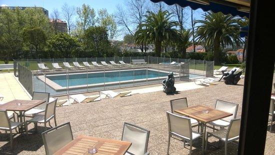 Novotel Porto Gaia: Jardim