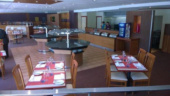 Novotel Porto Gaia: Restaurante